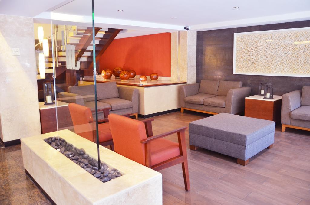 At Hotel Marlowe, you get a lot for the price, making it one of the best cheap hotels in Mexico City