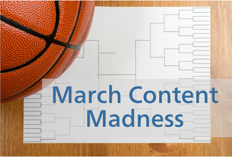What Content Marketers Can Learn from Bracket Busters