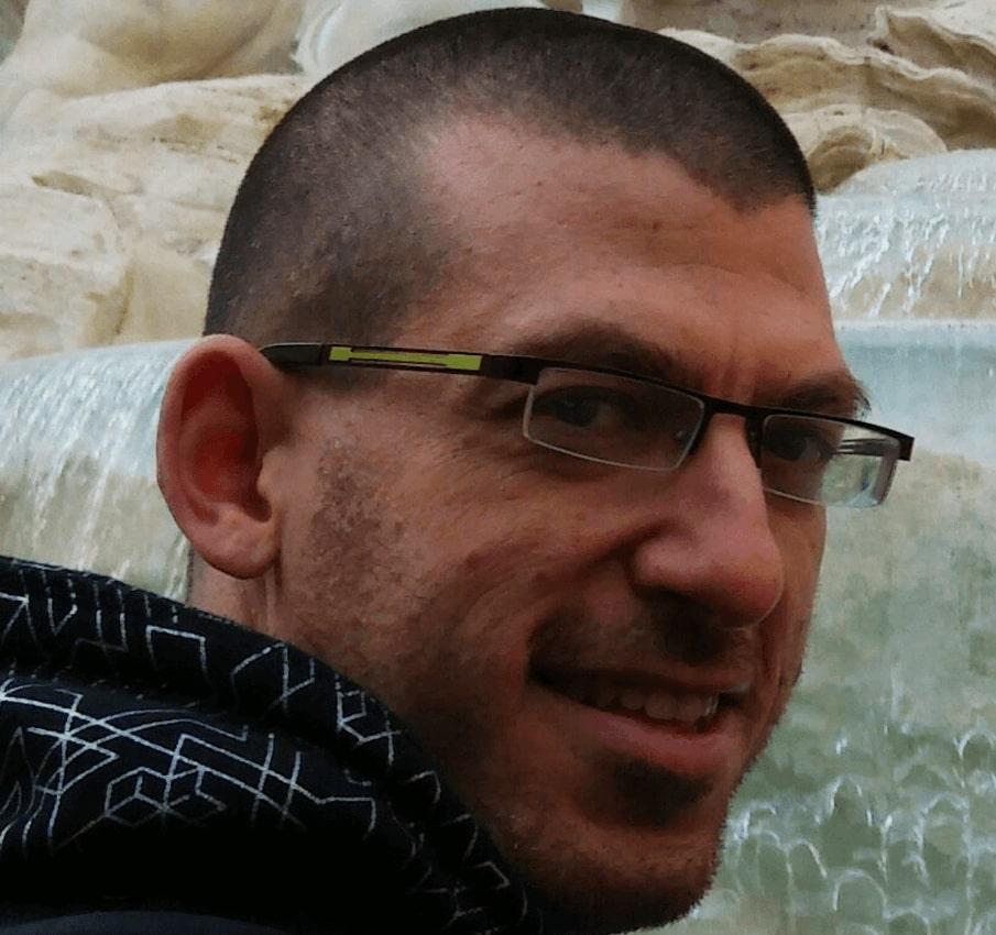 The testimonial author, Itai Yaffe