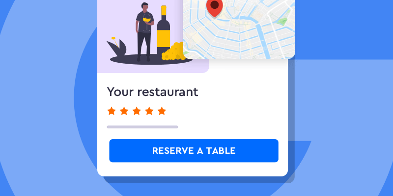 3 reasons why your guests love using Reserve with Google