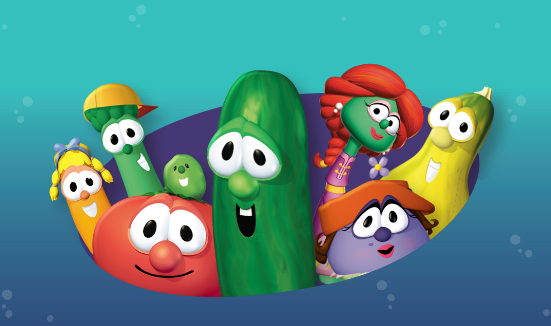 The Best Place to Watch VeggieTales