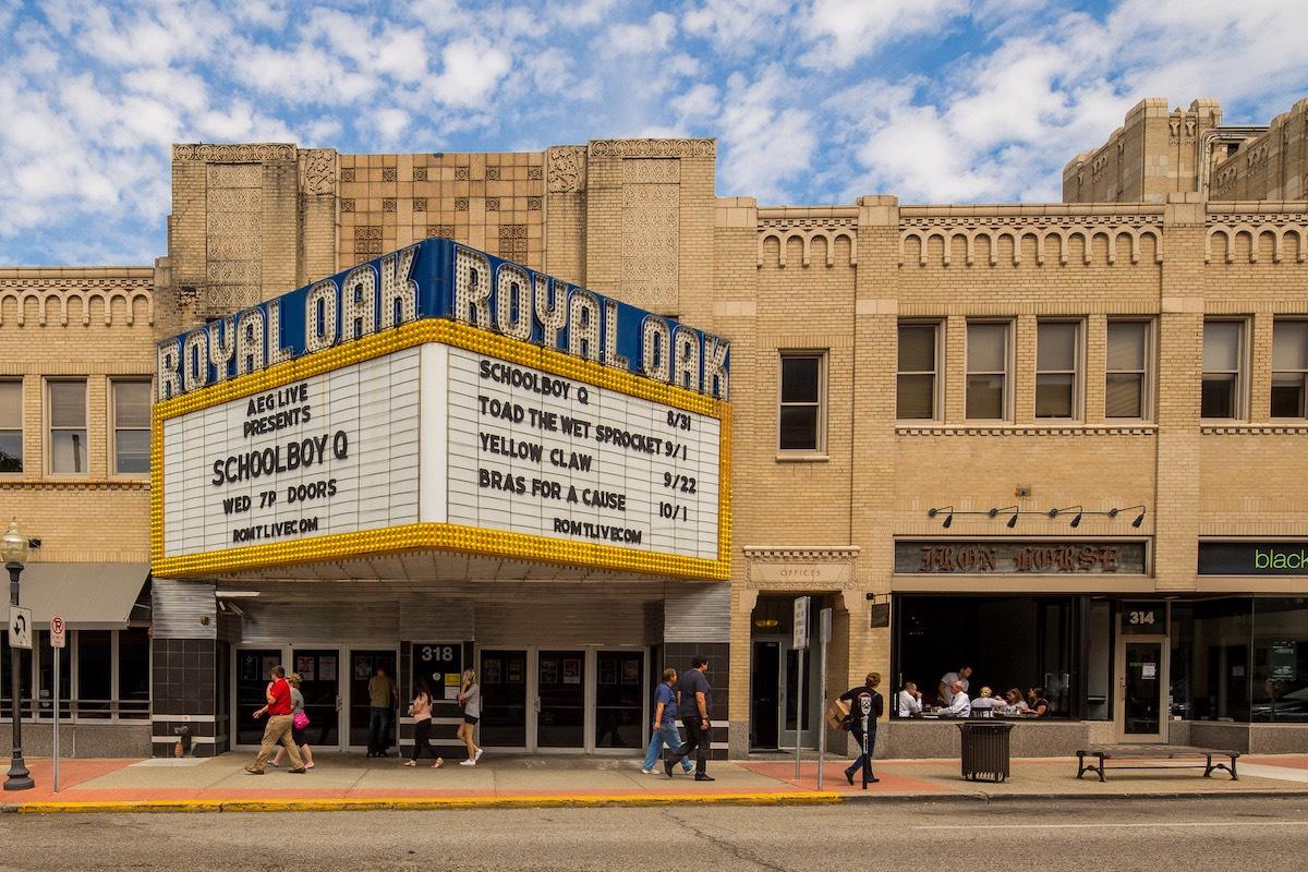 Image of Living in Royal Oak, Michigan
