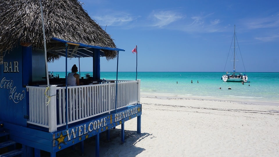 Playa Pilar Playa Paraiso is one of the best Cuba beaches