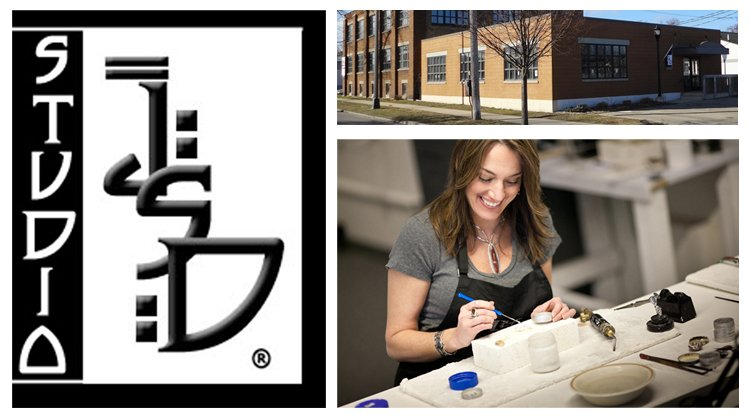Meet Julie Sanford, the founder of the outstanding Michigan jewelry school Studio JSD. Learn about the school and the classes they offer each year.