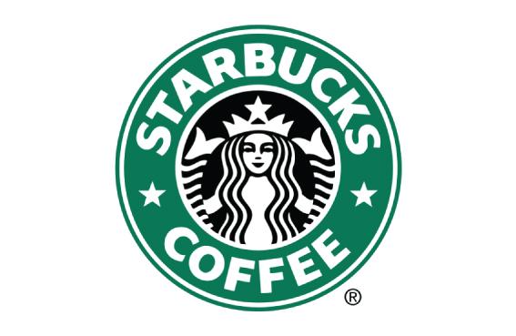 Starbucks emblem style logo