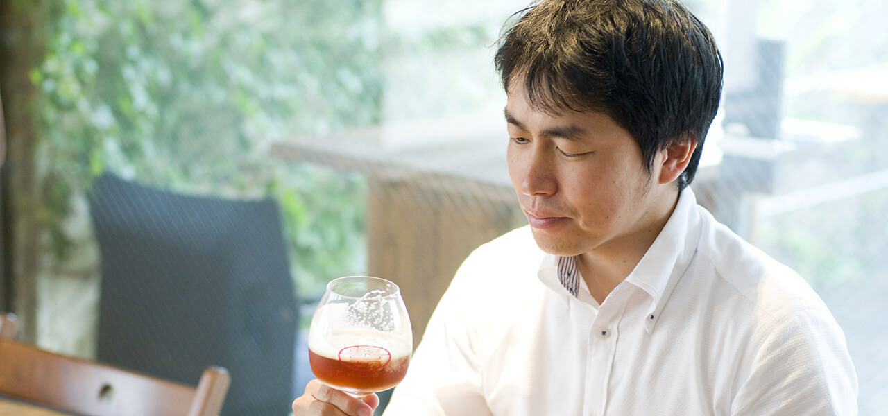 Far Yeast Brewing 株式会社 山田司朗 和の空間にふさわしいクラフトビールを生んだ創業者
