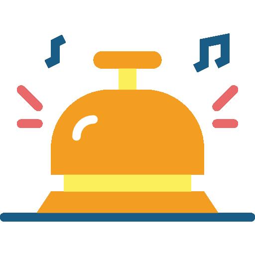 柔軟に設定可能なアラート icon