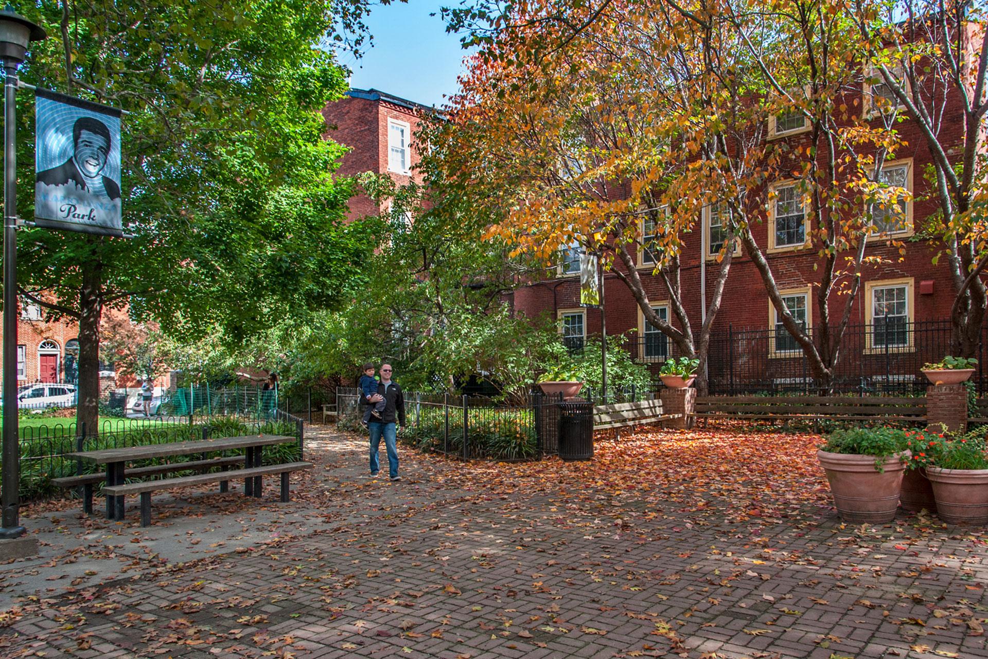 Queen Village in Philadelphia