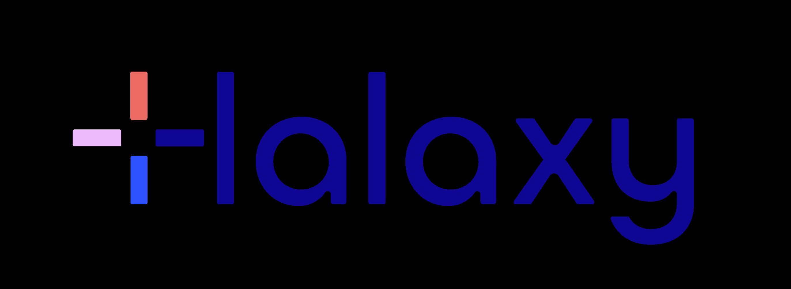 Halaxy logo