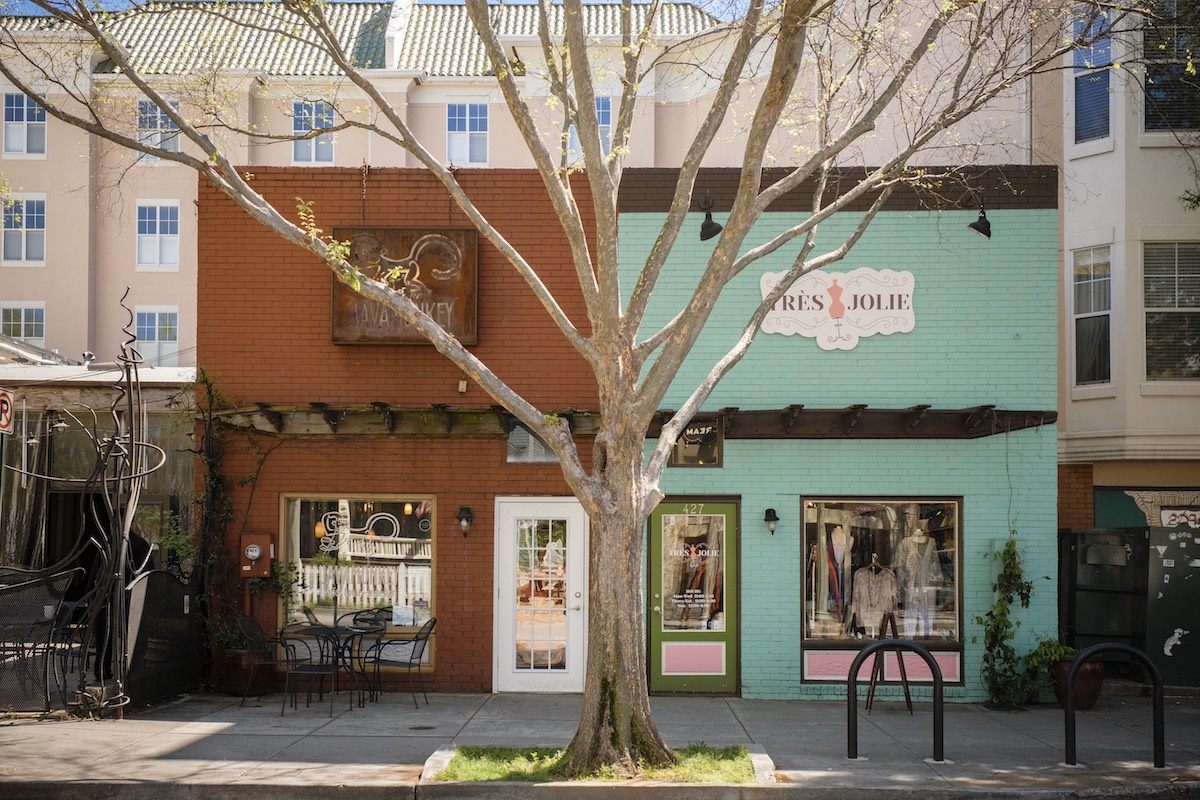 Atlanta Neighborhood Spotlight: Downtown Decatur, Atlanta, GA