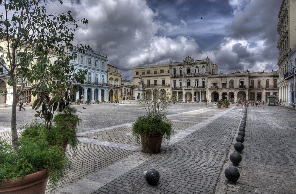 Plaza Vieja things to do in Havana local experience