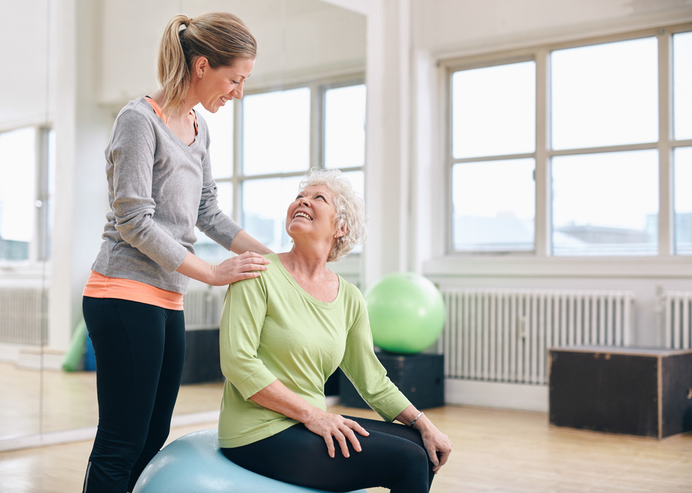 physical therapy for alzheimer patients - exercises