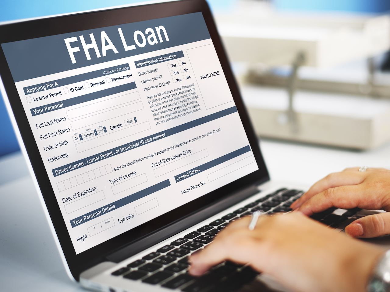 What is the difference between Conventional and FHA mortgages?