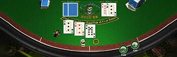 Casino Midas Carribean Holdem Poker
