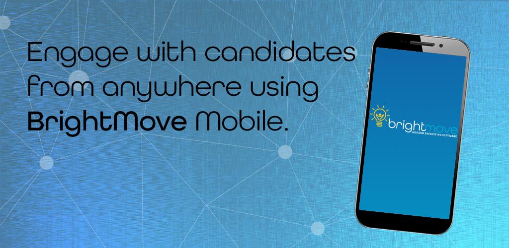 Tech Leader, BrightMove, Launches ATS Mobile App