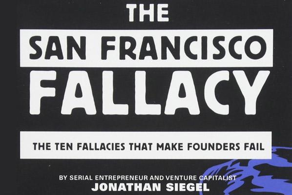Xenon Ventures founder publishes book The San Francisco Fallacy