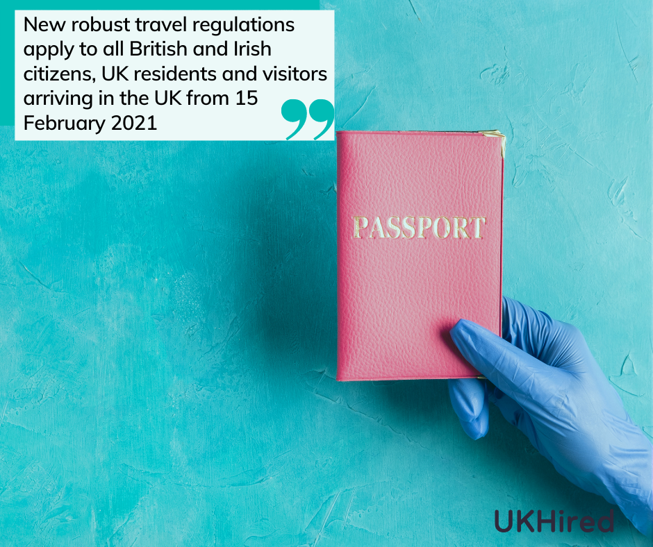 uk travel regulations covid-19