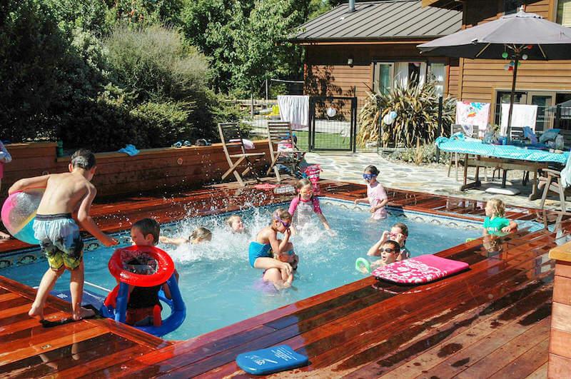spools, swimming spa pool