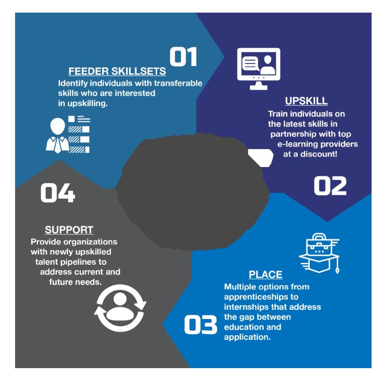 CareerCircle Talent Building Process