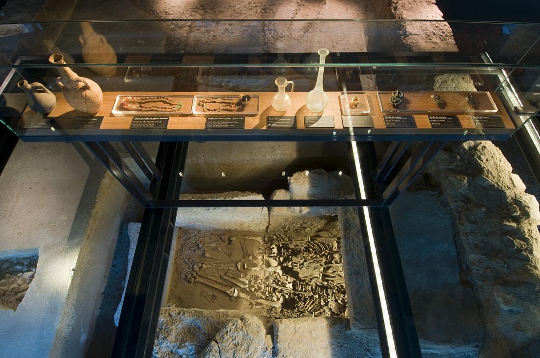 La Almoina Archaeological Museum