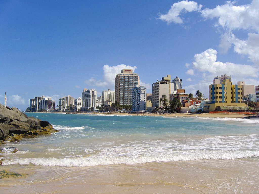 Condado is one of the Best Places to Stay in San Juan Puerto Rico