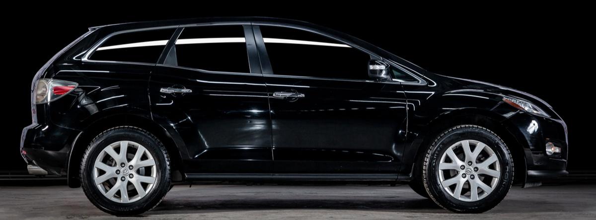 Mazda CX-7 2012: manejo ágil, dirección precisa y buen rendimiento