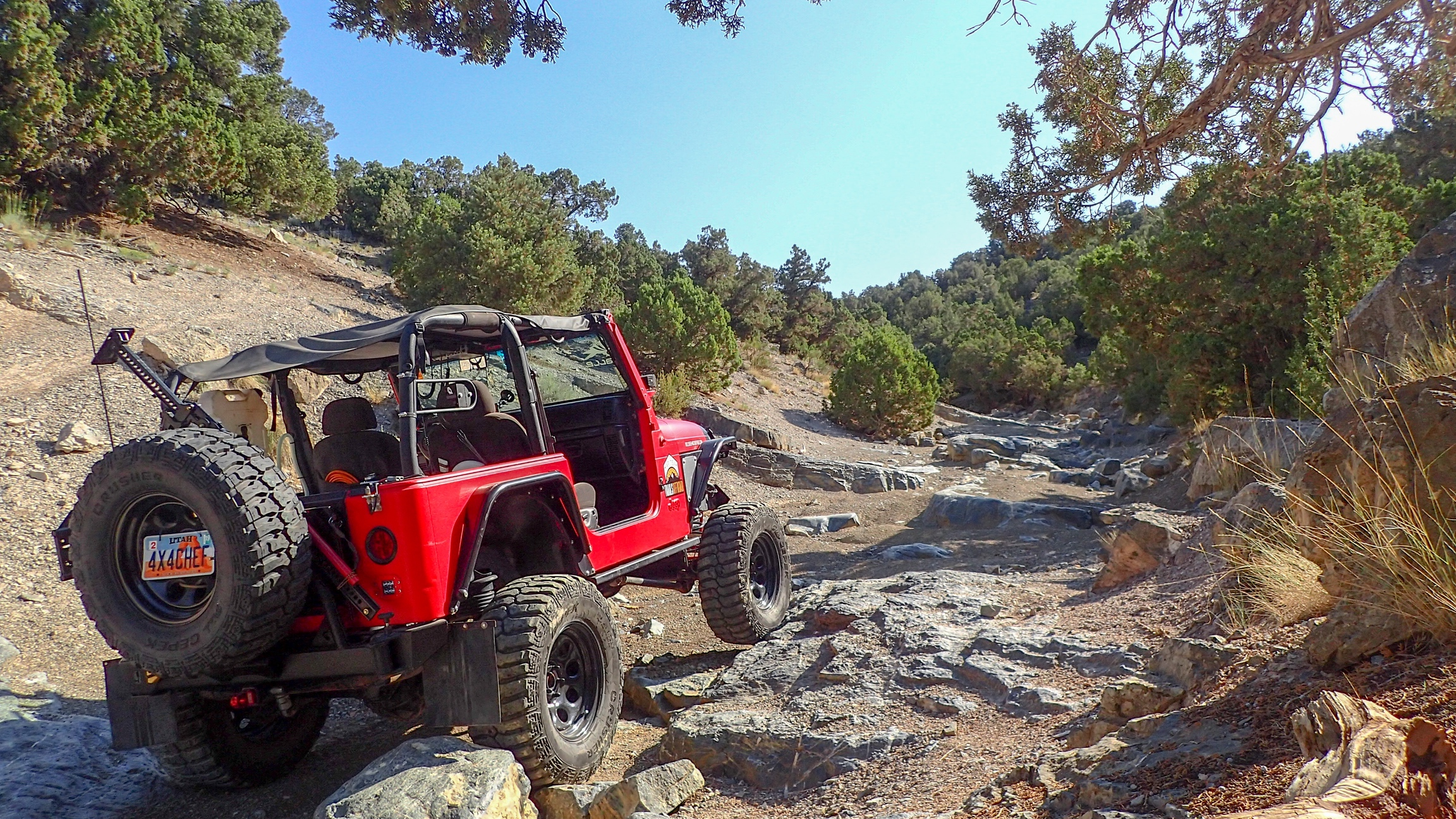 A Beginner's Guide to Where to Go Offroading Near Salt ...