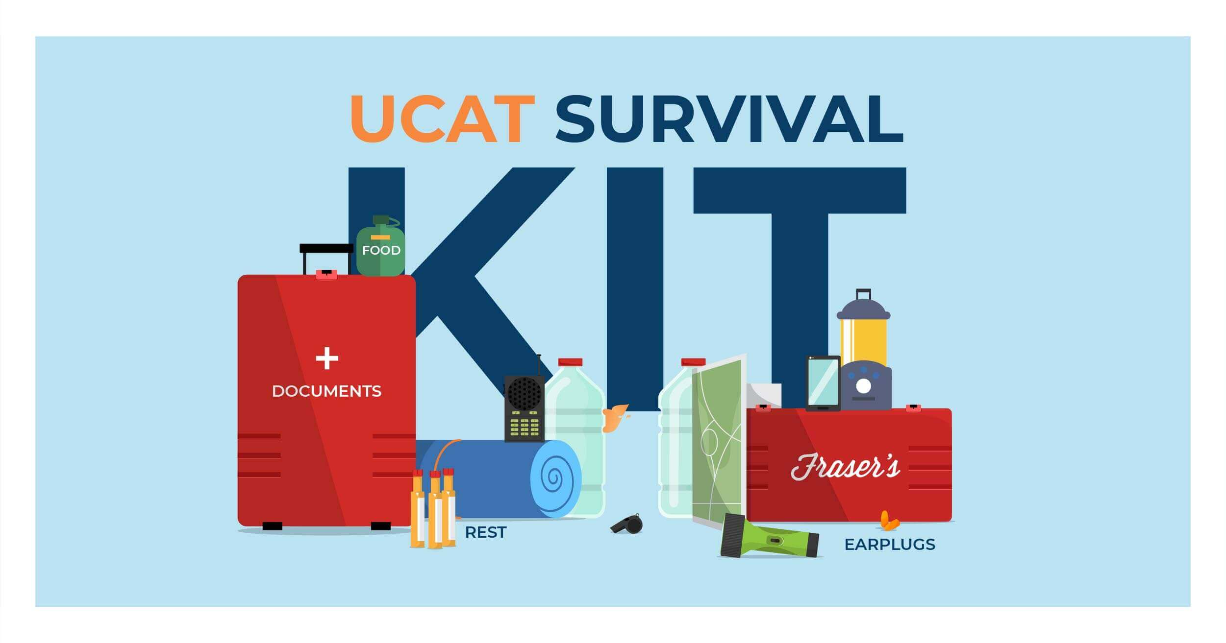 5 Tips On How To Survive The UCAT Test Day featured image