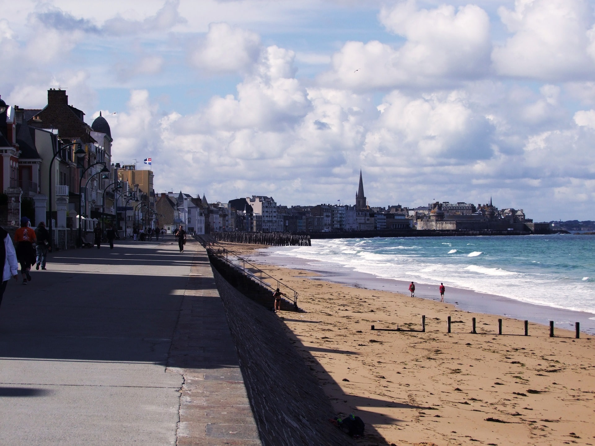 Brittany is one of the most beautiful places to visit in France