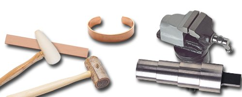 Forming tools for metalsmithing