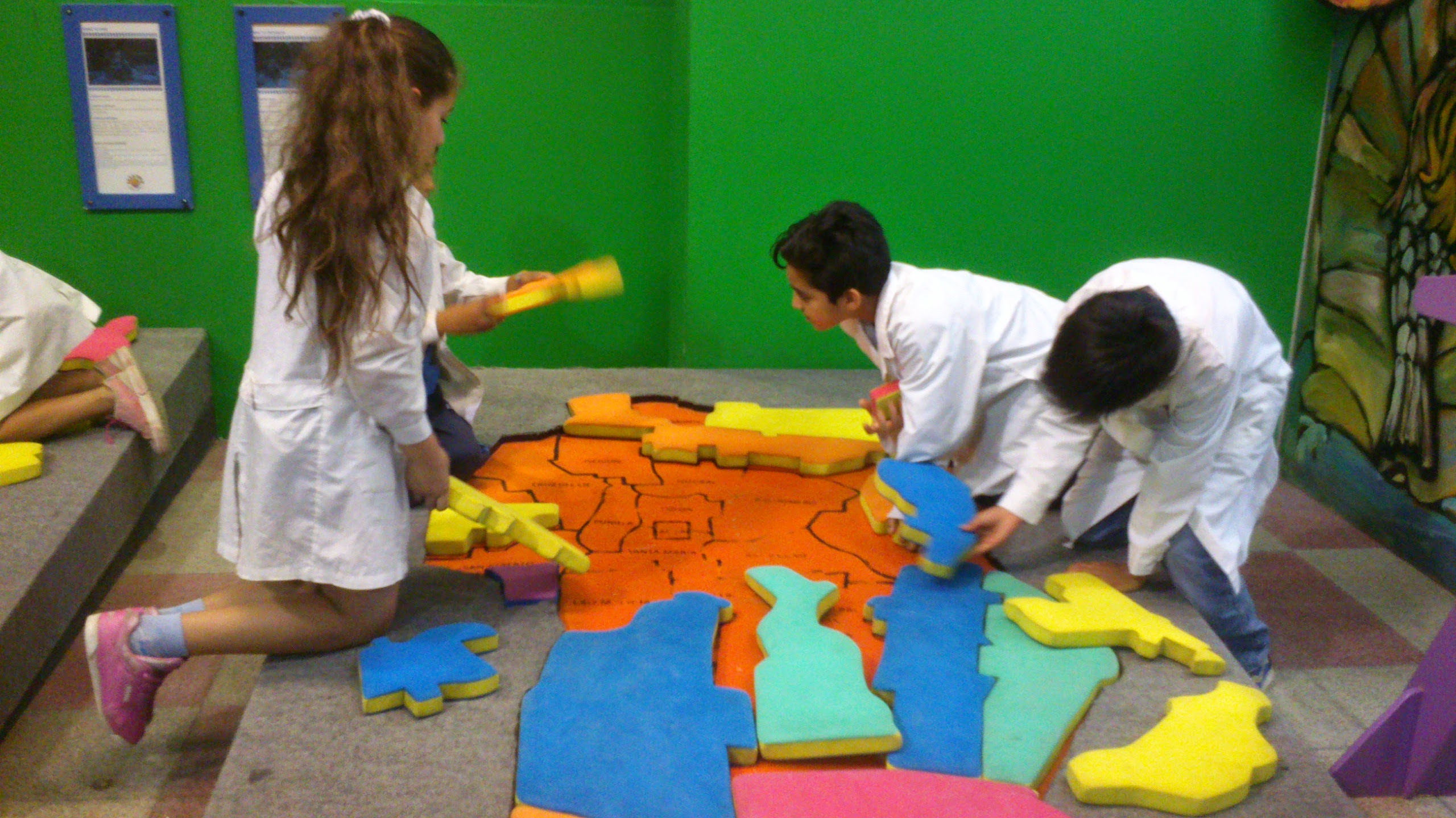 Going to the Children's Museum is one of the things to do in Puerto Rico with kids