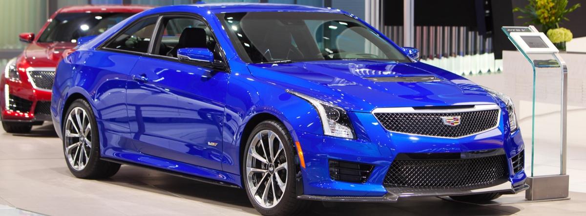 Cadillac ATS 2017 | Características, precio y modelos disponibles