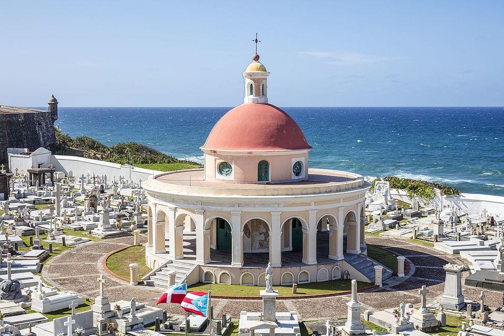 Santa Maria Magdalena de Pazzis Cemetery is a top Puerto Rico landmark